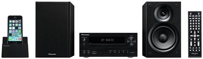 Dàn máy DVD Pioneer X-HM32V-K