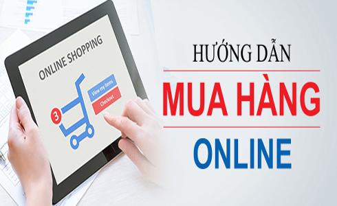 Hướng dẫn đặt hàng Online tại VTBShop