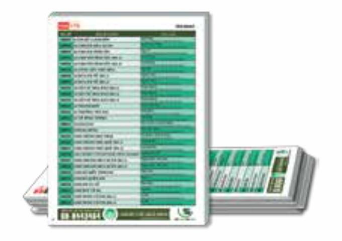 Danh Sách List Bổ Sung Vol.63 đến Vol.64