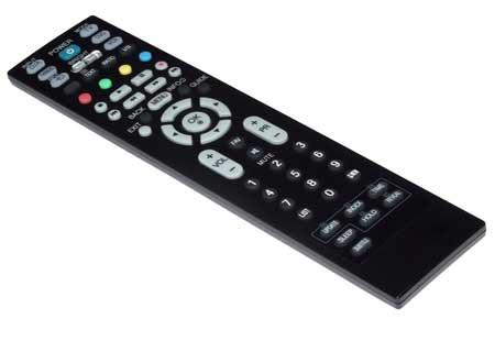 Cách sử dụng điều khiển tivi VTB