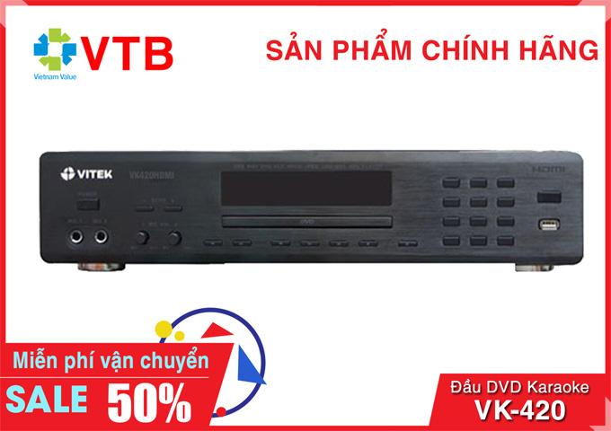 Đầu MIDI Karaoke VK420HDMI